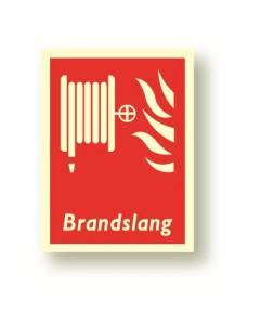 bordje brandslang DBR22
