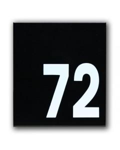 emaille huisnummer robina 16x18cm HR-52