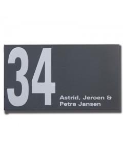 emaille combinatie bord robina 28x16cm HNR-38
