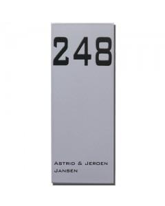 emaille combinatie bord robina 10x26cm HNR-40