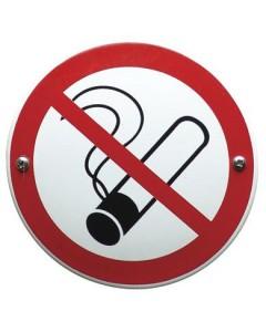 emaille verbodsbord niet roken VG-04